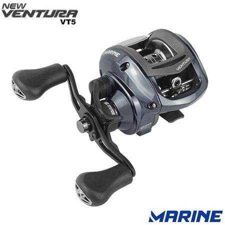 Carretilha Ventura NEW VT5 Marine Sports