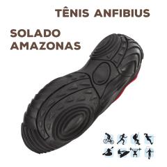 Tênis Cardume Anfibius