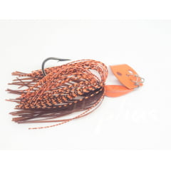 Isca artificial Chatterbait SF 6/0 19 gramas