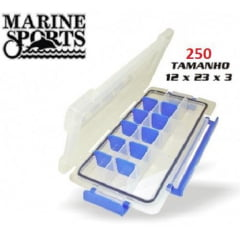 Estojo marine Sports 250 p/ isca artificial