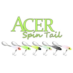Acer Spin Tail isca artificial Deconto