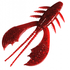 Crayfish iscas Yara / Isca artificial soft