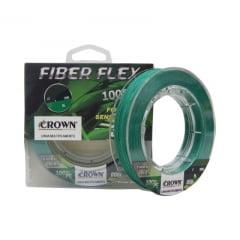 Linha Multifilamento 100m Fiber Flex / CROW 4x