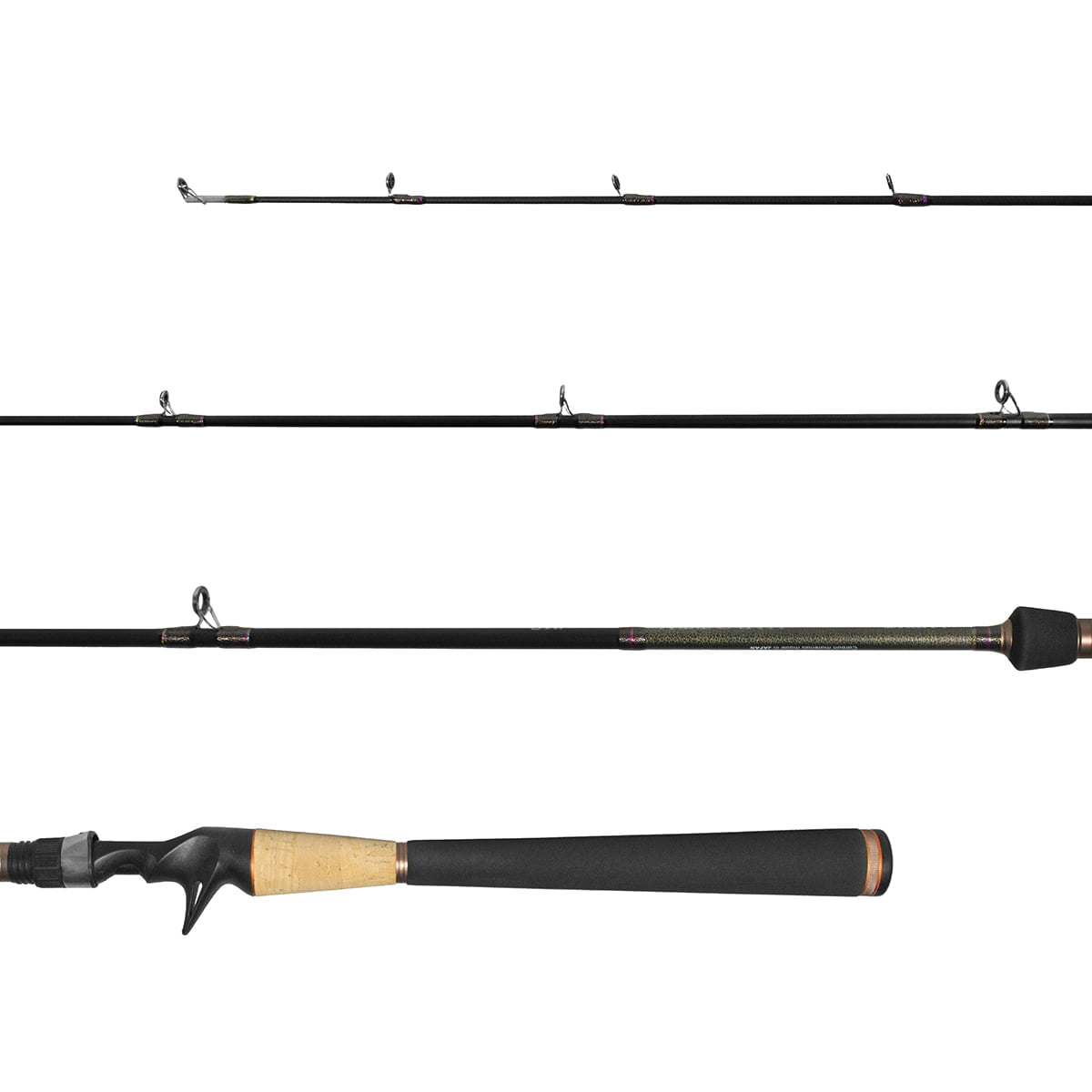 Virotty Cast 6-15 lb / 5'6 Pés (1,68m) - Lumis